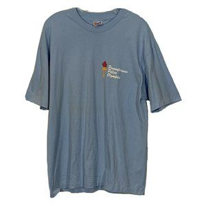 PA State Police Olympic Games Vintage 80's T-Shirt